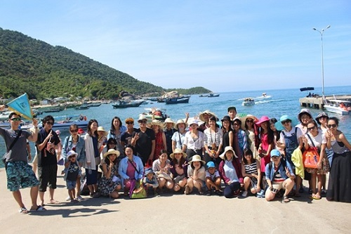 DA NANG – 2016 SUMMER DESTINATION OF JELLYFISH EDUCATION