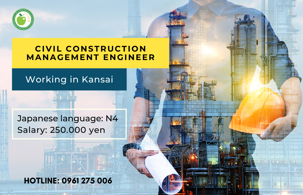 CIVIL CONSTRUCTION MANAGEMENT ENGINEER