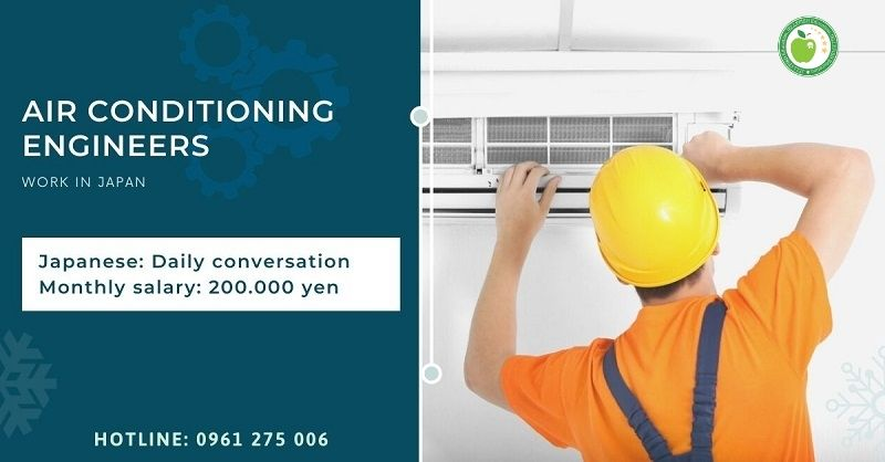 [KT261216] WATER AND AIR CONDITIONING ENGINEERS IN SHIZUOKA