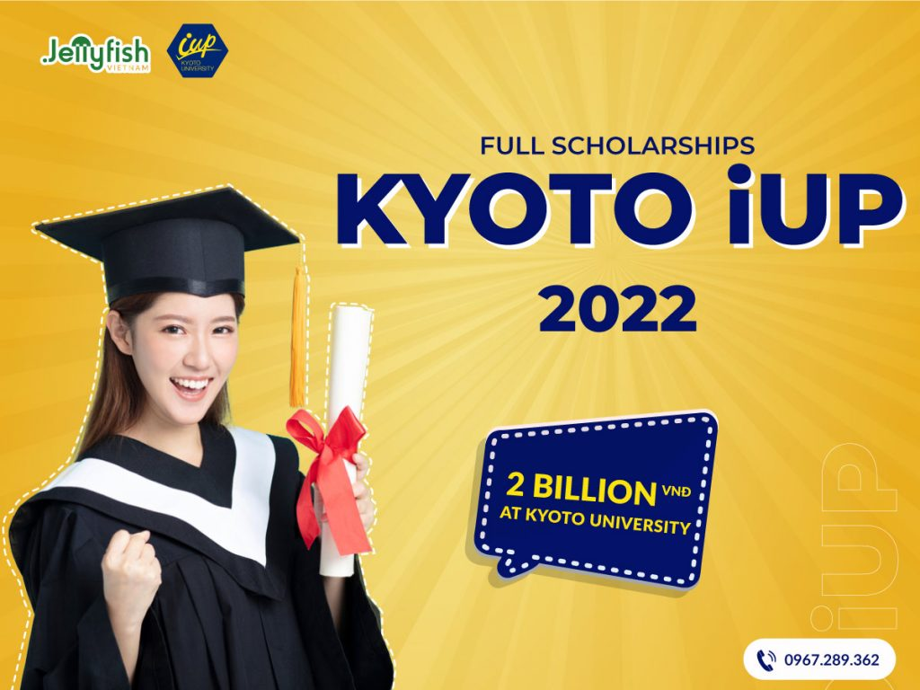 ANNOUNCING THE 2022 KYOTO iUP PROGRAM